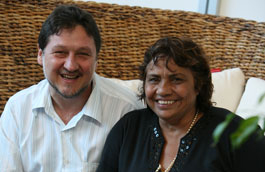 Marcos y Cleuza Zerbini