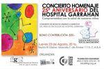 Invitación al Concierto 25 Aniversario Hospital Garrahan