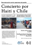 Concierto-HaitíChile-flyer