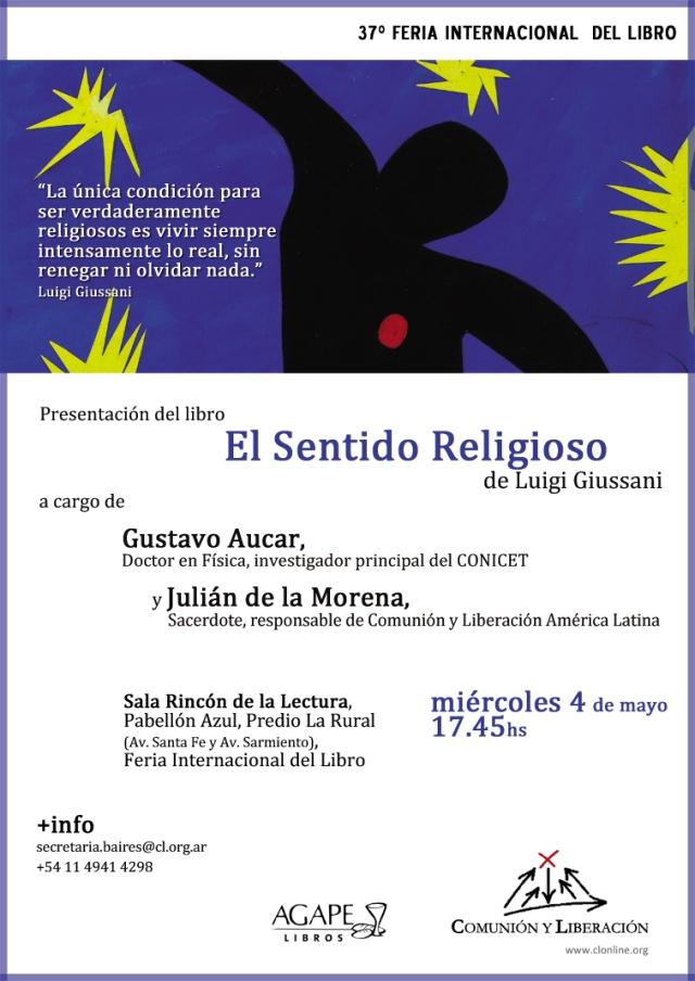 Presentación de El Sentido Religioso